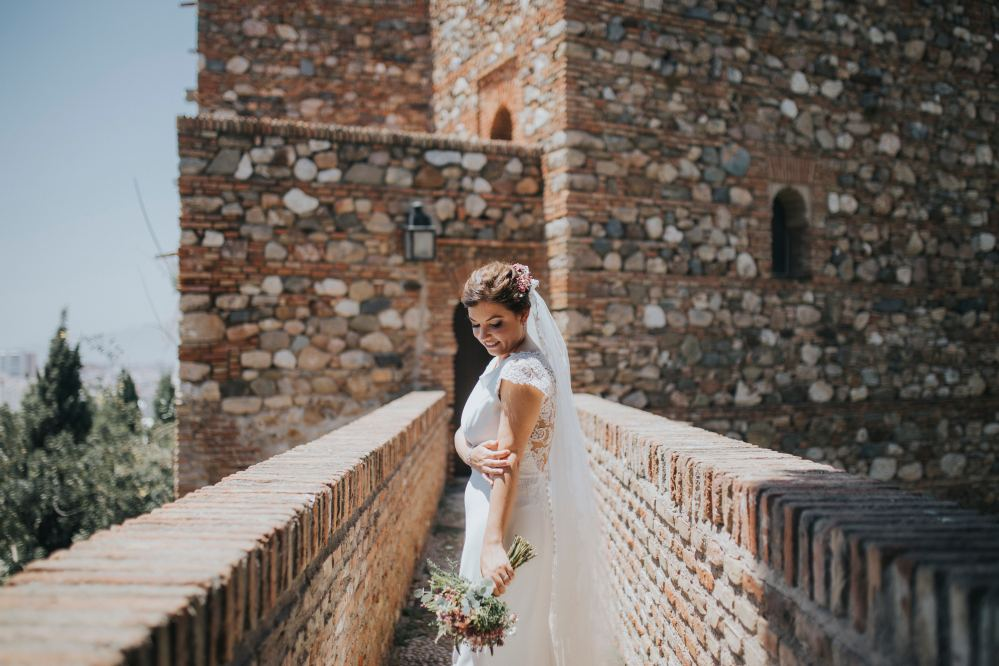 boda malaga verano enlace